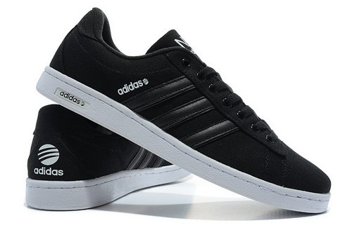 Mens Adidas Neo Skate Black Factory Outlet